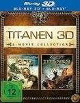 Titanen 3D 2 - Movie Collection Blu-Ray