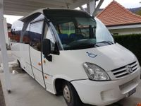 Bus iveco wing