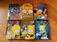 6x Die Simpsons DVD - Collectors Edition