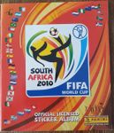 Panini WM 2010 South Africa Album