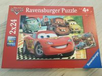 Cars Puzzles, 2x24 Teile