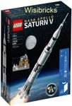 NASA Apollo Saturn V 21309 - NEU+OVP!