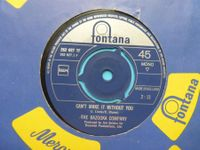 "BAZOOKA COMPANY 7"" CAN'T MAKE IT WITHOUT"