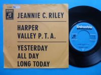 "JEANNIE C. RILEY 7"" HARPER VALLEY P.T.A."