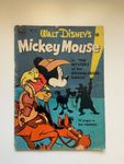 Mickey Mouse, No. 313, printed USA, 1950