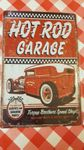 Blechschild Hot Rod Garage