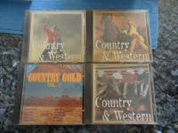 13 Country & Western CDs