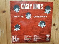 Casey Jones and the Governors, Vanguards
