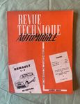 Revue Technique Automobile Renault 3 & 4