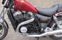 Chopper Honda VT 750