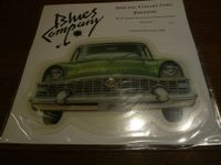 BLUES COMPANY Packard Shape PICTURE DISC