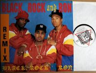 Black, Rock And Ron - 1988 Up & Down