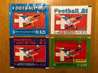 Panini Swiss Football 4 Tüten