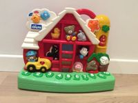 Ferme musicale Chicco FR-ANG