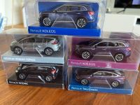 Renault Norev 3 inches (1:60) Set x5