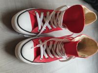 Converse all star rouge T 39.5