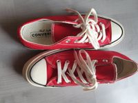 Converse all star basse rouge T39.5
