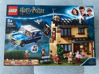 LEGO Harry Potter - Ligusterweg 4 75968