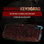 Pro Gaming Keyboard LED USB Wired