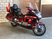 Honda GL 1500 SE Goldwing