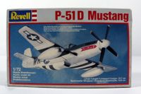REVELL P-51D Mustang 1/72 Vintage 80s