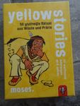 yellow stories - 50 Rätsel Wüste/Prärie