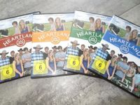 4 DVD's HEARTLAND Staffel 1