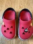 Crocs Michey Mouse Sandale Gr.8/9(24/26)