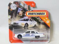 Matchbox Chevrolet Caprice NYPD Police