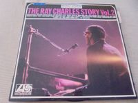 """The Ray CHARLES Story vol.2 "" LP France"