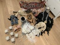 Halloween - Fasnacht - horror decor