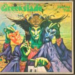 GREENSLADE - TIME AND TIDE