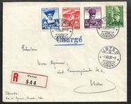 1939 FDC USTER 1.XII. SBK 700.- ab 1.-