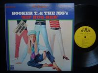 LP: BOOKER T. & THE MG'S: HIP HUG-HER