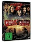 DVD  Pirates of the Caribbean