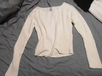 Wolle Langarm Pullover