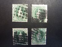 Lot Zoll stampel (1541)