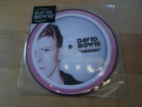 """DAVID BOWIE """"Heroes"""" PICTURE DISC"""