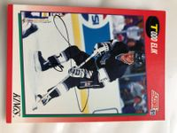 Todd Elik Hockey Card signiert