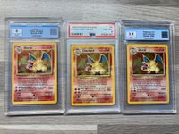 Pokemon Charizard PSA 3.5 / 4 / 8