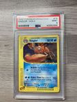 Pokemon Kingler Expedition PSA 9 Holo