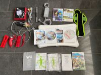 Nintendo Wii Mini mit Board 3 Games 2Fit