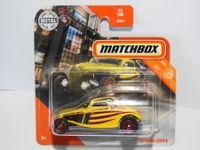 MATCHBOX '33 FORD COUPE MOON (HOT ROD)