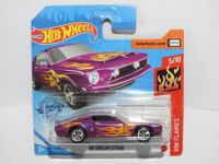HOT WHEELS '68 SHELBY GT500 FORD MUSTANG