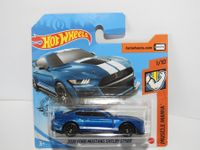 HOT WHEELS '20 FORD MUSTANG SHELBY GT500