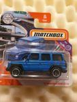 MATCHBOX 2015 MERCEDES-BENZ G550