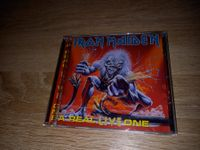 "Iron Maiden ""A real live one"" cd"