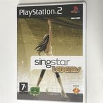 Singstar - Legends PS2