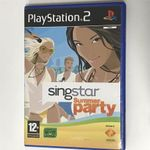 Singstar - Summer Party PS2