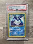 Pokemon Jugong First Edition PSA 9